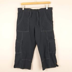 Lucy Athletic Bermuda Cargo Pants Size Small